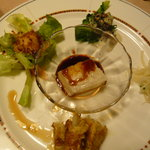 中国四川料理天悠 - 前菜盛り合わせ