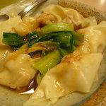 中国四川料理天悠 - 水餃子