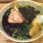 2131811 - 焦がしネギ醤油ラーメン610円(2009.8)