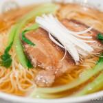 味の中華 羽衣 - 東坡肉麺【2013年9月】