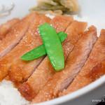 味の中華 羽衣 - 排骨飯【2013年9月】