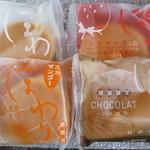 果子乃季 ハーフスィーツ  - ほわり¥240、60x4