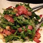 スナガ - クレソンのサラダ