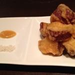 スナガ - 金時芋の天ぷら