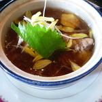 遠灯庵 - 130914 スープ