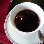 遠灯庵 - 130914 ホットコーヒー
