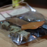 cafe 自休自足 - クッキー3種詰め合わせ(コーヒー・紅茶・ココア)