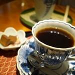 伊万里鍋島焼会館 軽食・喫茶コーナー - (2013/8月)ホットコーヒー