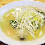 21314075 - 鶏白湯煮込麺