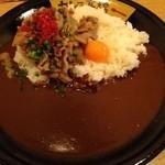カレーは高橋 - スタミナ焼肉カレーライス(並) ¥880
