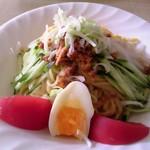 21315190 - タンタン冷麺730円