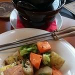 HIKARI cafe&dining - チーズフォンデュ