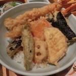 21320578 - ランチ・おばん菜膳の『天丼』