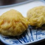 本丸茶屋 - 天ぷらまんじゅう