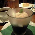 みのりCafe - コーヒーゼリー