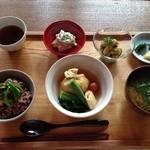穂高養生園 - 料理写真:ブランチ