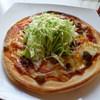 カフェ スマイリー - 料理写真:タコスピザ
