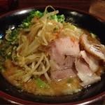 三宝亭 - こってり和風豚骨麺(¥780)