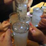 立飲み山ちゃん - 青梅線立ち呑みツアー3次会 カンパーイ!