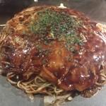 21323949 - ・餅入り肉玉ソバダブル 950円