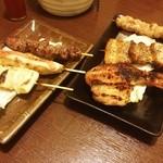 てんろく - 料理写真:串焼き