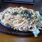 ふじよし - 焼きうどん 600円