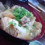 ふじよし - 親子丼 550円