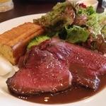 ゴッサムグリル - Sep, 2013 ローストビーフが一番美味