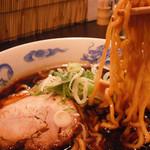 大島横丁 - 麺蔵ラーメン