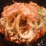 大島横丁 - お好み焼き