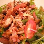 大島横丁 - 特製サラダ