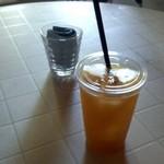 21329687 - パッションフルーツジュース ¥350
