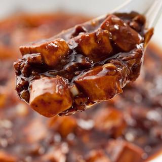 麻と辣の溢れる魅力。旨さと香ばしさまで極まった名物麻婆豆腐◎