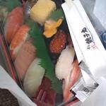 すし 銚子丸 - 敬老の日だもの。