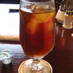 66DINING 六本木六丁目食堂 - セットドリンクの紅茶