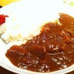 エバーチャイルド - マスターお手製カレー(辛口)