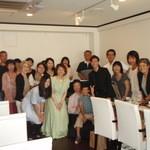 自家焙煎珈琲カフェ・ブレニー - 9月14日ミニ音楽会!夏の終わりを心行くまで味わいました!!