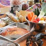 オステリア ガウダンテ - イタリア食材と旬の食材