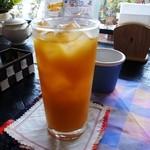ギャオン - ランチマンゴージュース