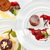 ル・ジャルダン - 季節で変わる美しいデザートをお楽しみ頂けます