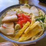 具志頭ドライブインレストラン - 沖縄そば