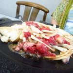 食道園 - バラ700円