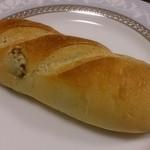 21341692 - レーズンパン(130円)
