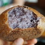 21343174 - ブルーベリーのパン。