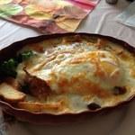 プランタンカフェレストラン - 濃厚チーズが美味しい