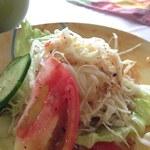 プランタンカフェレストラン - サラダ