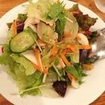 たてじま - 何種⁇お野菜たっぷり♡サラダ