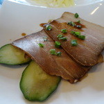老李 - 前菜の叉焼