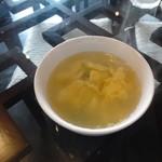 老李 - ランチ:玉子スープ
