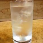 三河屋 - 倉岳の水割り